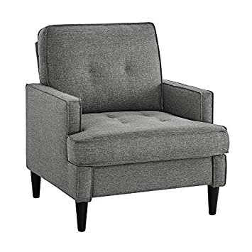 Dorel Living Marley Gray, Chair
