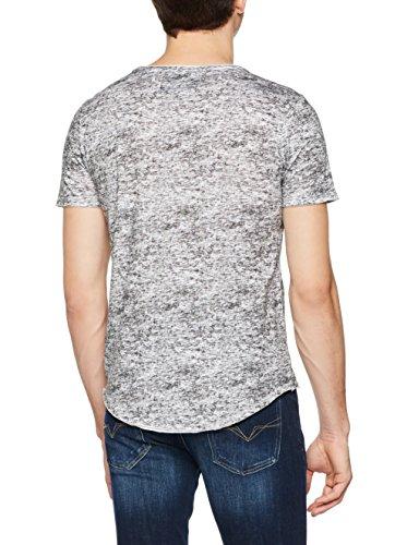 Guess Herren T-Shirt grau grau
