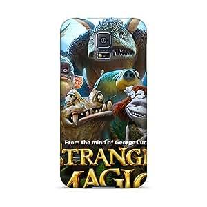 Scratch Resistant Hard Phone Cases For Samsung Galaxy S5 (VFX1448HhKm) Provide Private Custom HD Strange Magic Skin
