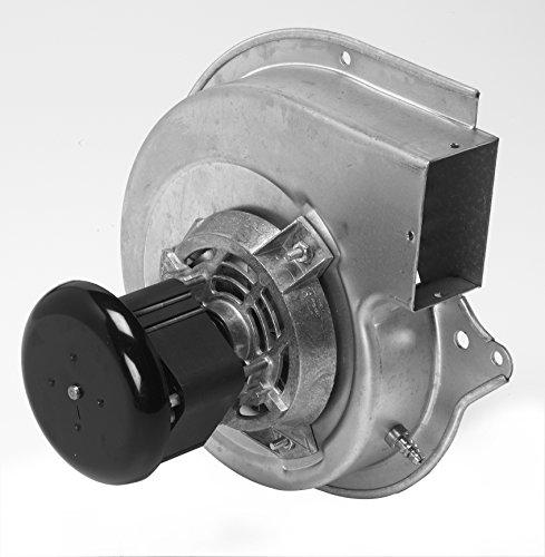 Goodman Furnace Draft Inducer B4059001, B40590-035, B13701-98, 7058-0229 Fasco # A184 by Fasco A184 1-Speed 3125 RPM 1/35 HP Goodman Draft Inducer Motor (115V)