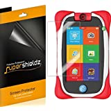 """[3-Pack] SUPERSHIELDZ- High Definition Clear Screen Protector For Nabi Jr. 5"""" Tablet + Lifetime Replacements Warranty [3-PACK] - Retail Packaging"""