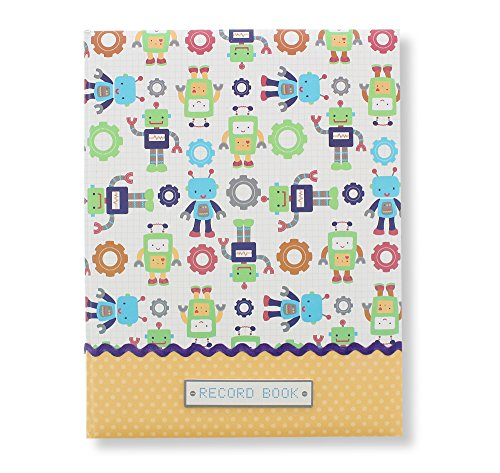 Paper Craft Baby Bots Babys Record Book