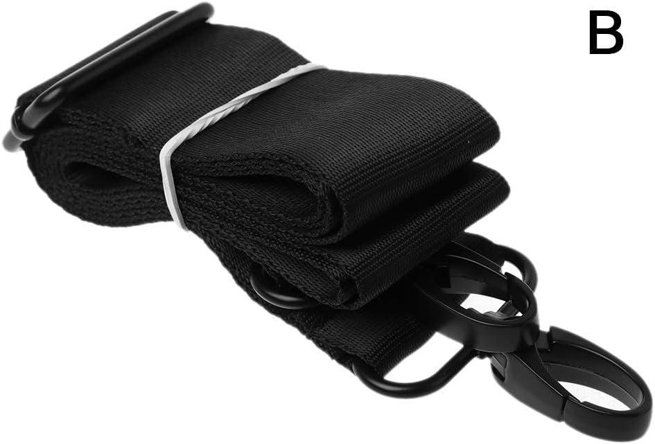 Correa de hombro de nailon para altavoz JBL con Bluetooth bolsa de almacenamiento para c/ámara DSLR A