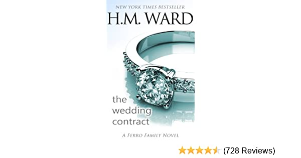 The Wedding Contract (A Ferro Family Novel) - Kindle edition by H.M. ...
