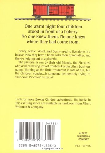 The Pizza Mystery (The Boxcar Children Mysteries): Gertrude ...