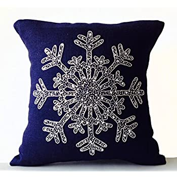 Amazon.com: Amore Beaute Handmade personalizable Snow Flake ...