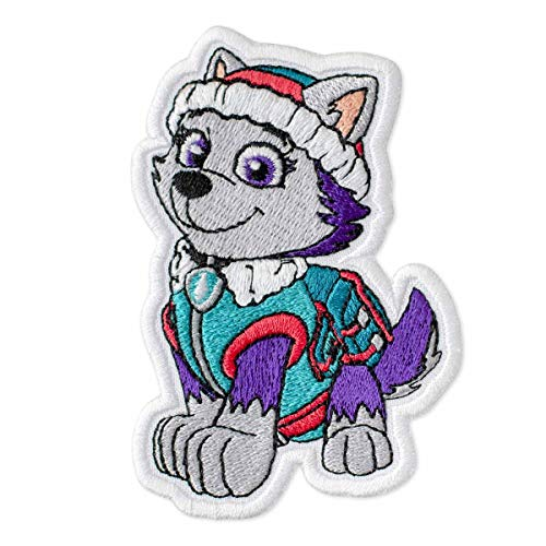 PAW Patrol Everest Embroidered Patch Iron On (2.6
