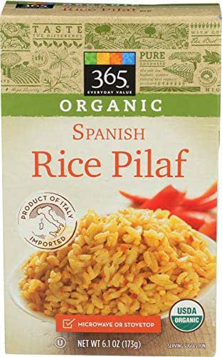 Rice: 365 Everyday Value Organic Rice Pilaf