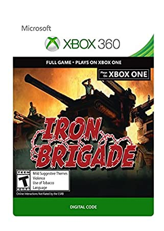 Iron Brigade - Xbox 360 / Xbox One Digital Code