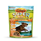 Zuke's Supers All Natural Nutritious Soft Superfood Dog Treats, Yummy Betas Blend 6-Ounce, My Pet Supplies