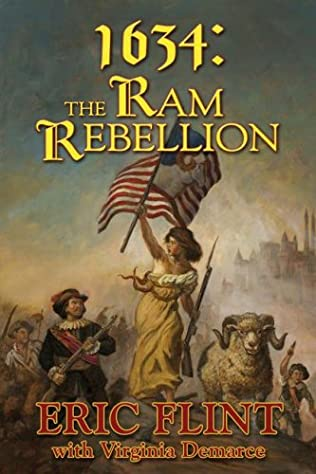 book cover of 1634: The RAM Rebellion