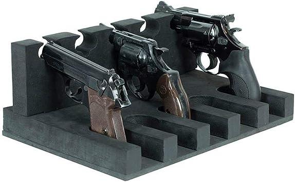 Burg-Wächter 40380 Cajas Fuertes para Armas, Negro, 130x335x230: Amazon.es: Bricolaje y herramientas