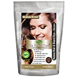 vegan brown dye - The Henna Guys Henna Hair and Beard Color/Dye, Medium Brown