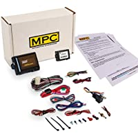 Complete Add On Remote Car Start Kit / Compatible with Honda and Acura Vehicles [1998 - 2015] / Crimestopper Remote Starter with Honda SL3 Bypass Module - Includes Copyrighted Install Tip Sheet