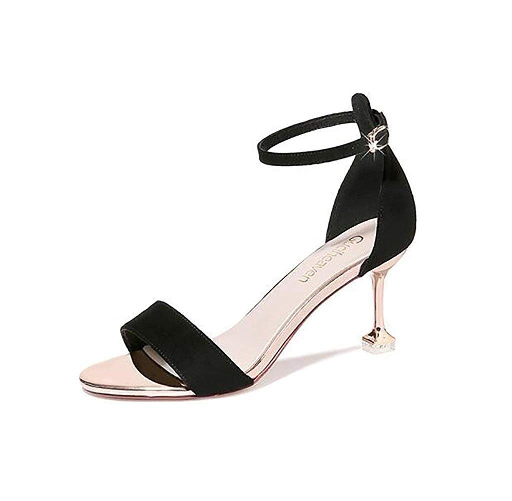 A Comfortable and beautiful ladies sandals Strap Stiletto Heels. Sexy Summer shoes. Wild New Sandals.