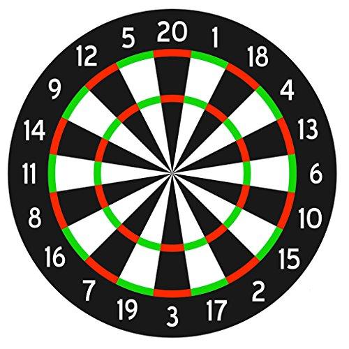 archery target dartboard - 2