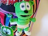 gummy bear plush - Official Gummibär - Soft Stuffed Bear Keychain Clip-on
