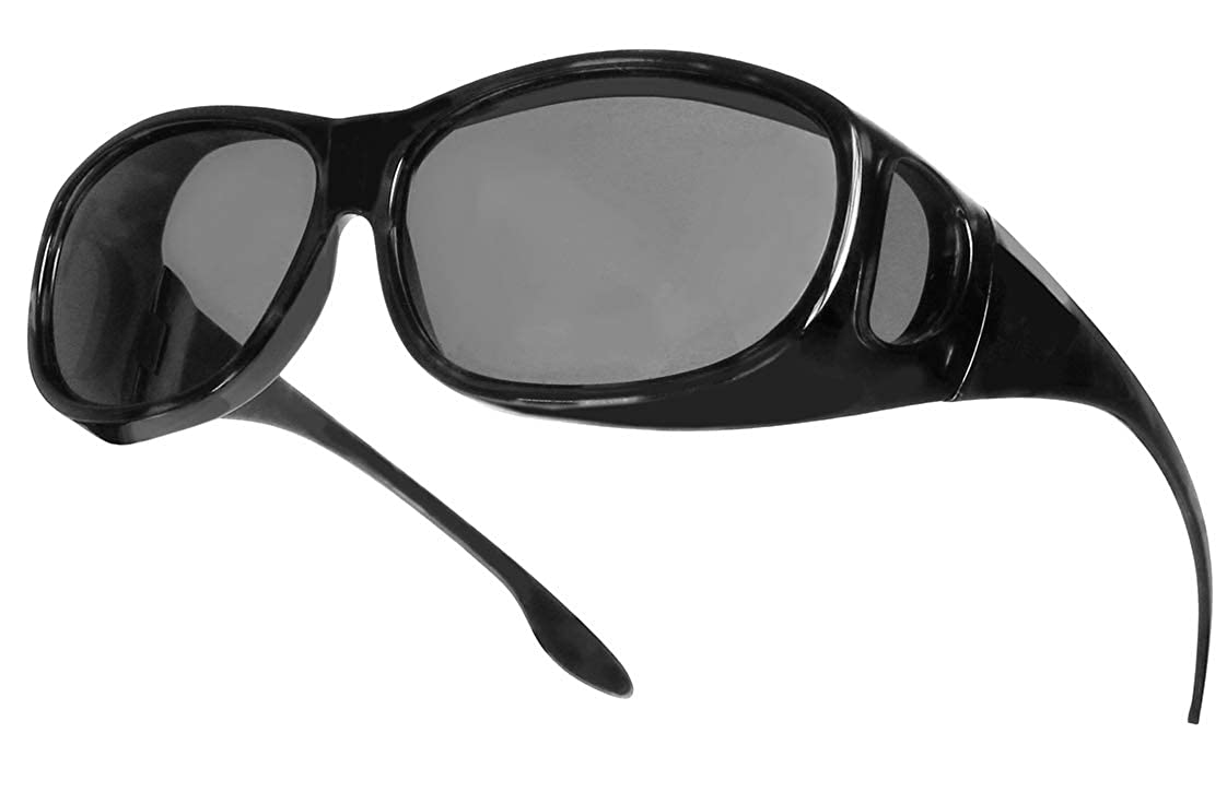 327cf1f1c9d Goodlookers Sunglasses  Coverspecs  Black  Amazon.co.uk  Clothing