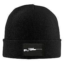 Sako TRG 22 Platinum Style Black Cuff Beanie Cap