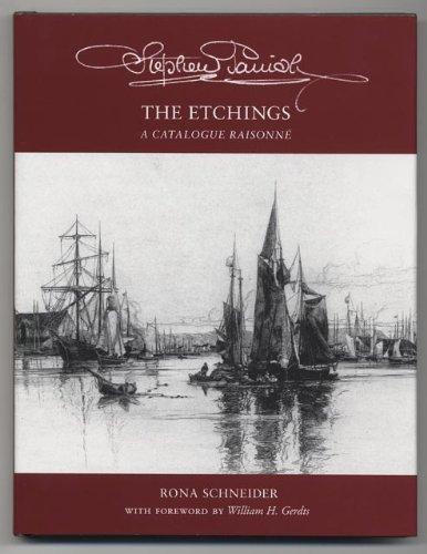 Download Stephen Parrish, the Etchings: A Catalogue Raisonne PDF