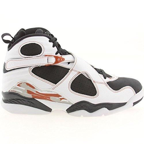 scarpe. Nike Air Jordan 8 Retro Ls - 317258-104 - Taglia 10.5