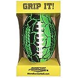 Wave Runner Grip It Football, Green