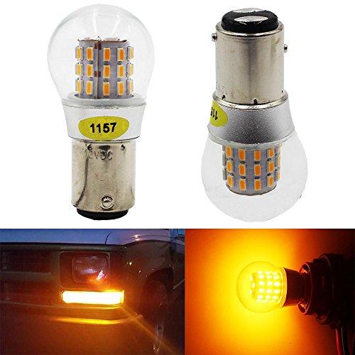 1157 Led Bulb Amber - 8