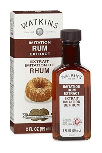 Rum Extract - Imitation Rum Extract 2 oz