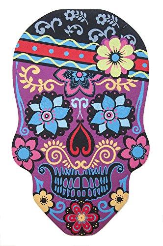 Ganz Halloween Carnival Skull Doormat Day of the dead -