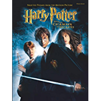 Harry Potter and the Chamber of Secrets: Selected Themes from the Motion Picture - Piano Solos book cover