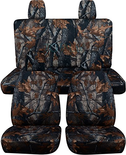 Compare Price To 60 40 Camo Seat Covers Tragerlaw Biz