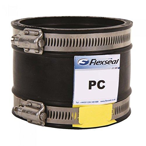 Standard dar/über Kupplung pc76/67/mm bis 76/mm auf beiden Seiten Flexible Gummi Stiefel Reducer Kupplung Adapter Rohr Anschluss Tischler