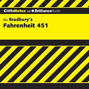 Fahrenheit 451: CliffsNotes Audiobook