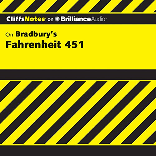 Fahrenheit 451: CliffsNotes Audiobook [Free Download by Trial] thumbnail
