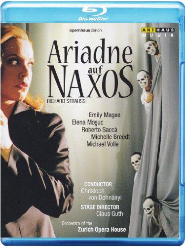Christoph von Dohn nyi - Ariadne Auf Naxos (Blu-ray)