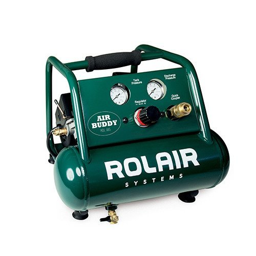 Rolair AB5 Air Buddy 1/2HP Compressor for sale  Delivered anywhere in USA