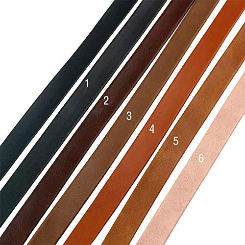 5m/Lot 7 10 16mm Handmade Material Silver Brown Orange Ribbon 3/8' Pu Faux Leather Ribbon DIY Choker Necklace Craft,Color 1,7mm