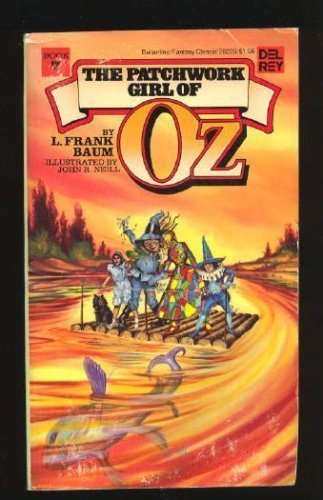 The Patchwork Girl of Oz (Oz #7)