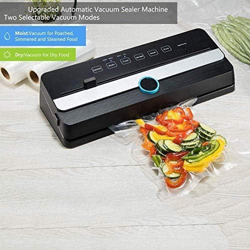 Passez l'aspirateur sur les compacteurs Maison et Cuisine Mini Sac Scellant, poche portable de chaleur Machine, Petit automatique des ménages Emballage alimentaire La GDSZMMLS