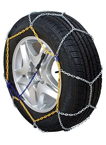 Bottari 18835 Rapid T2 9 mm car passenger snow chains Size 140 TUV and ONORM approved