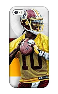 Premium Protection Robert Griffin Iii Case Cover For Iphone 5/5s- Retail Packaging