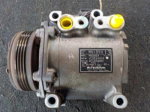 日産 純正 オッティ H92系 《 H92W 》 エアコンコンプレッサー P80200-18010210