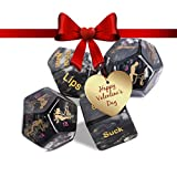 Adult Toys Games Best Deals - Upscale sex dice game/toy for adult couples packaged beautifully to make the perfect Valentine's gift!