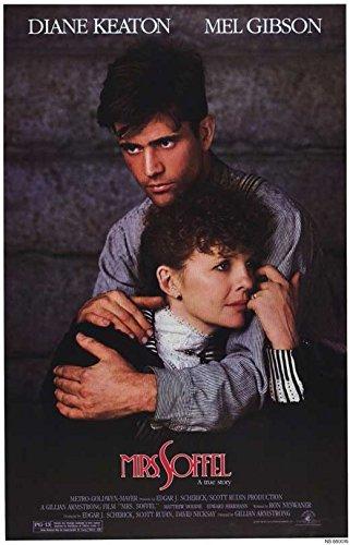 Mrs. Soffel Broadsheet Movie 11x17 Diane Keaton Mel Gibson Matthew Modine Edward Herrmann