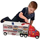 CP Toys Super Rig Carrier – Holds up to 44 of