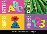 Preschool Skills Collection: English by Mini Mu'min Publications (2013-04-04)