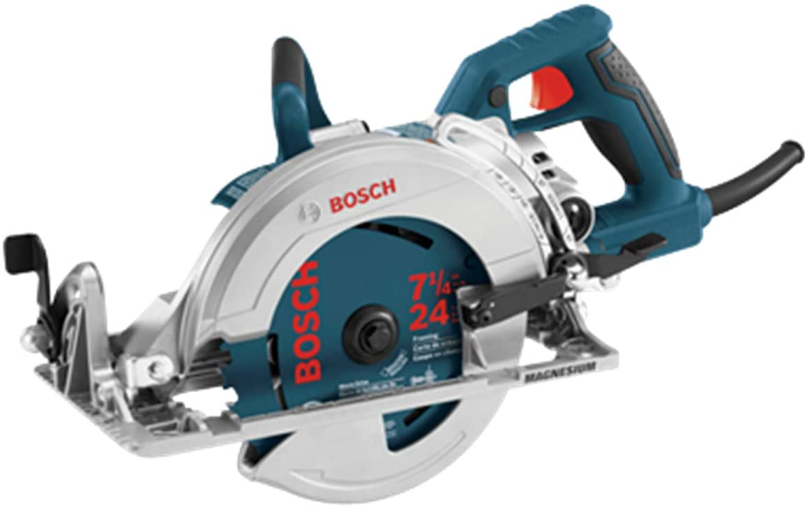 3. Bosch CSW41 Worm Drive Saw