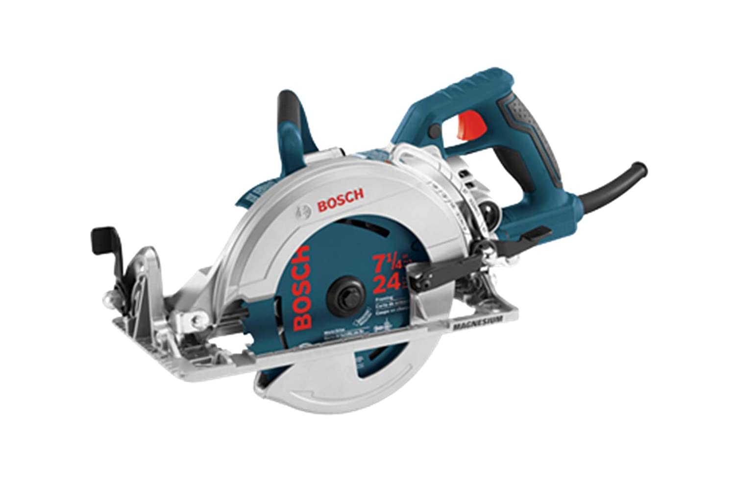 4. Bosch CSW41 Worm Drive Circular Saw