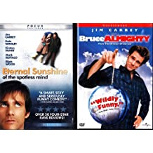 Bruce Almighty , Eternal Sunshine : Jim Carrey 2 Pack Collection