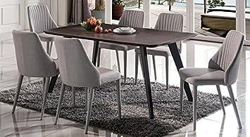 Jm Furniture J M Meubles Baur Chaise De Salle A Manger Tissu
